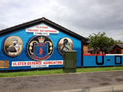 3. UDA mural