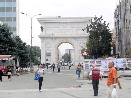Arch of triumf