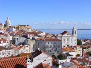 Alfama, Lisbon, Portugal [Public domain]