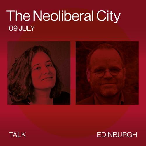 the neoliberal city
